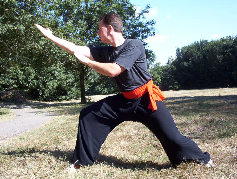 六合拳 Liu He Quan